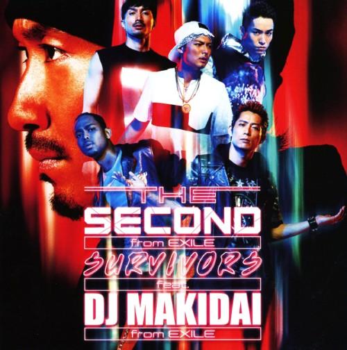 【中古】SURVIVORS feat. DJ MAKIDAI from EXILE/プライド/THE SECOND from EXILE