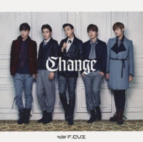 【中古】Change/F.CUZ