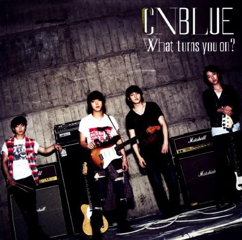 【中古】What turns you on?(初回限定盤B)(DVD付)/CNBLUE