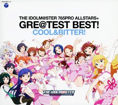 【中古】THE IDOLM@STER 765PRO ALLSTARS+GRE@TEST BEST!−COOL&BITTER!−/765PRO ALLSTARS+