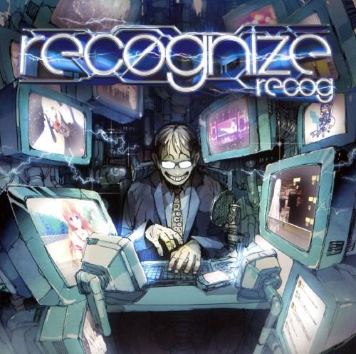 【中古】recognize/recog