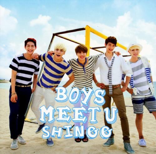 【中古】Boys Meet U/SHINee