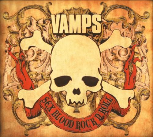 【中古】SEX BLOOD ROCK N'ROLL(初回限定盤A)(ブルーレイ付)/VAMPS