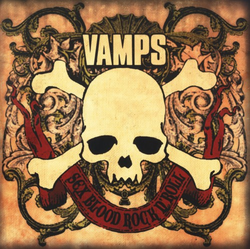 【中古】SEX BLOOD ROCK N'ROLL(初回限定盤B)/VAMPS