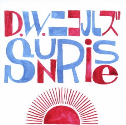 【中古】SUNRISE(初回限定盤)(DVD付)/D.W.ニコルズ