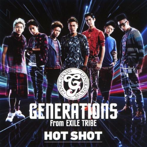 【中古】HOT SHOT/GENERATIONS from EXILE TRIBE