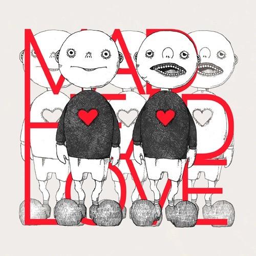 【中古】MAD HEAD LOVE/ポッピンアパシー(初回限定盤)(DVD付)/米津玄師