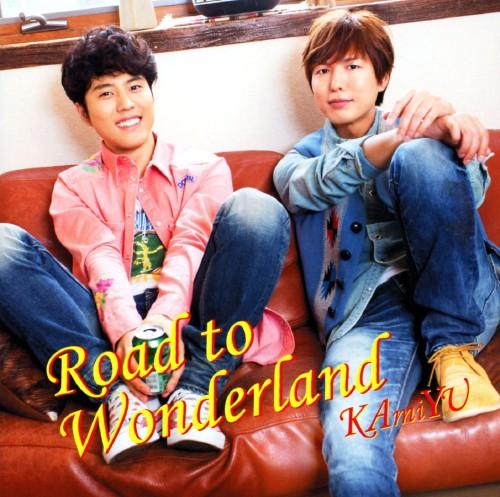 【中古】Road to Wonderland/KAmiYU
