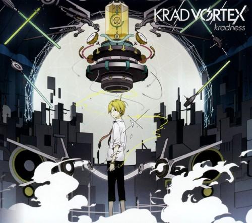 【中古】KRAD VORTEX(初回限定盤)/kradness