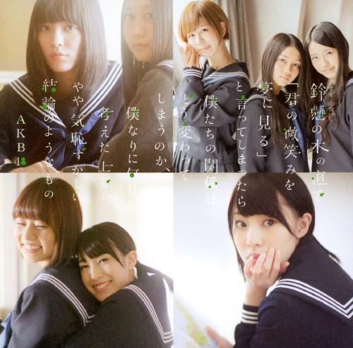 【中古】鈴懸の木の道で「君の微笑みを夢に見る」と言ってしまったら僕たちの関係はどう変わってしまうのか、僕なりに何日か考えた上でのやや気恥ずかしい結論のようなもの(DVD付)(Type II)/AKB48