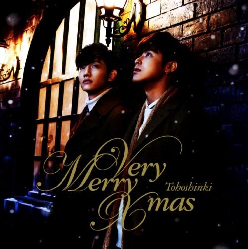 【中古】Very Merry Xmas/東方神起