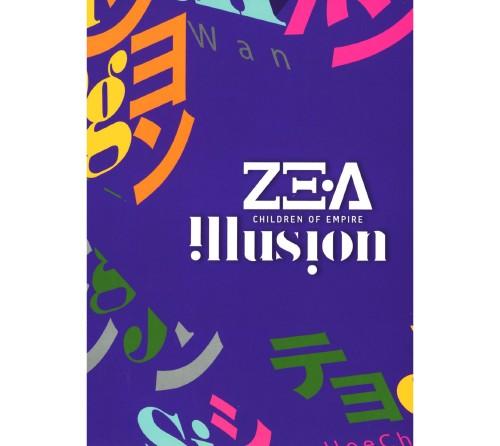 【中古】Illusion(初回限定盤)(DVD付)/ZE:A