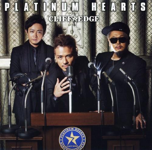 【中古】PLATINUM HEARTS/CLIFF EDGE