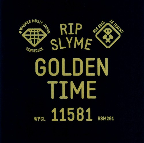 【中古】GOLDEN TIME/RIP SLYME