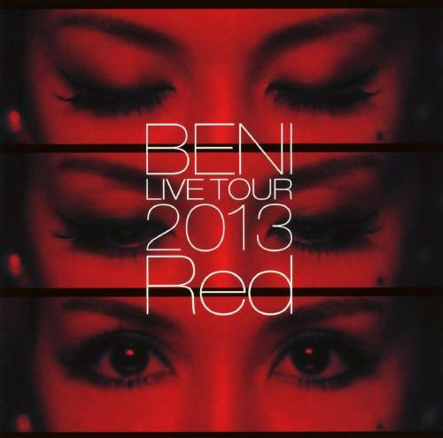 【中古】BENI Red LIVE TOUR 2013〜TOUR FINAL 2013.10.6 at ZEPP DIVER CITY〜(DVD付)/BENI