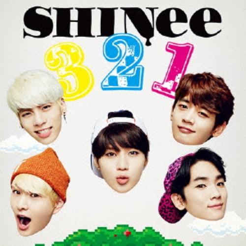 【中古】3 2 1(初回生産限定盤A)(DVD付)/SHINee
