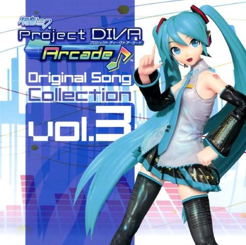 【中古】初音ミク Project DIVA Arcade Original Song Collection Vol.3/オムニバス