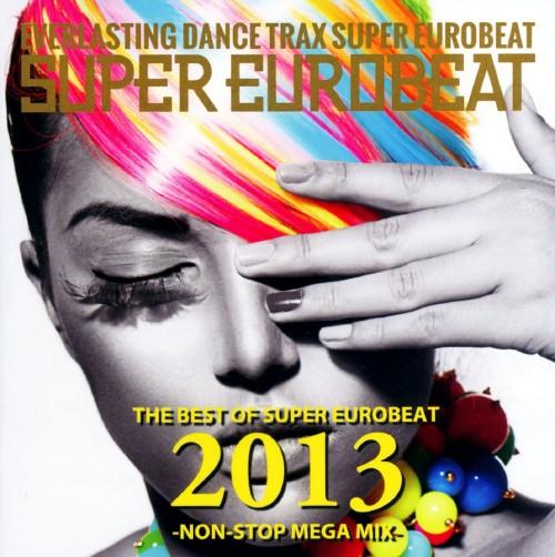 【中古】THE BEST OF SUPER EUROBEAT2013 −NON−STOP MEGA MIX−/オムニバス