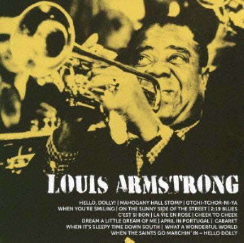 【中古】この素晴らしき世界/ハロー・ドーリー ルイ・アームストロング・ベスト(初回限定盤)/ルイ・アームストロング
