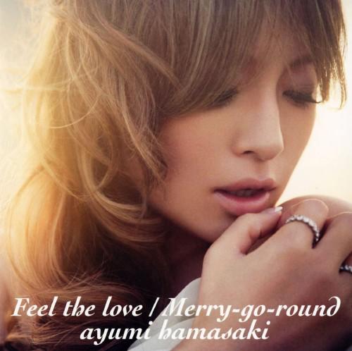 【中古】Feel the love/Merry−go−round/浜崎あゆみ