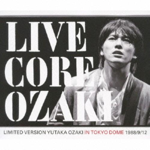 【中古】LIVE CORE LIMITED VERSION YUTAKA OZAKI IN TOKYO DOME 1988/9/12(2CD+DVD)/尾崎豊