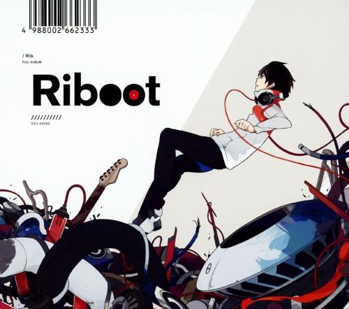 【中古】Riboot(初回限定盤)/りぶ