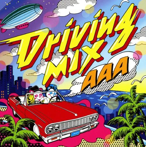 【中古】Driving MIX(初回限定盤)/AAA