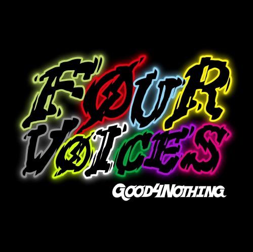 【中古】Four voices/GOOD 4 NOTHING