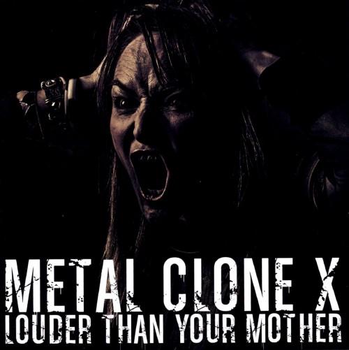 【中古】LOUDER THAN YOUR MOTHER/鉄色クローンX
