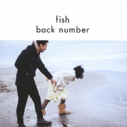 【中古】fish(初回限定盤)(DVD付)/back number