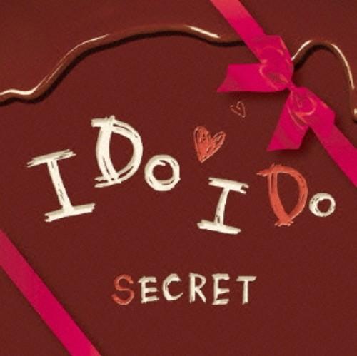 【中古】I DO I DO(初回限定盤)(DVD付)/Secret