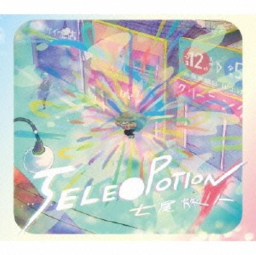 【中古】TELE○POTION/七尾旅人
