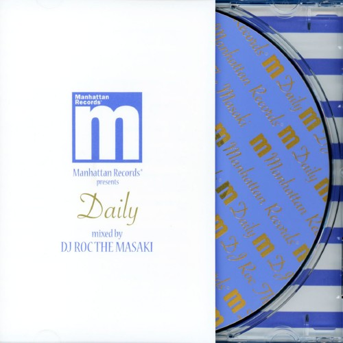 【中古】Manhattan Records presents DAILY mixed by DJ ROC THE MASAKI/DJ ROC THE MASAKI