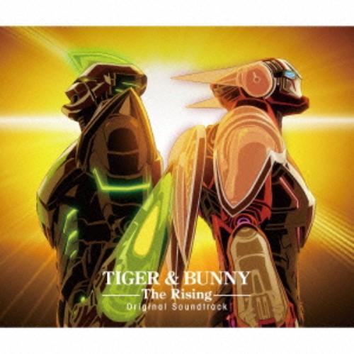 【中古】劇場版 TIGER&BUNNY−The Rising−オリジナルサウンドトラック/池頼広