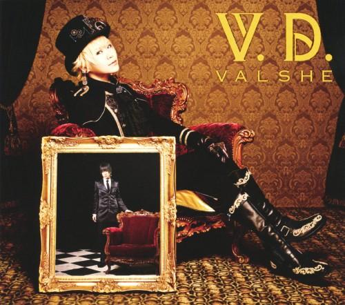 【中古】V.D.(初回限定盤)(DVD付)/VALSHE