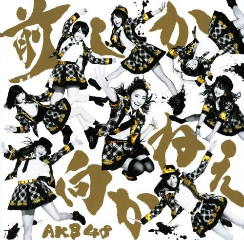 【中古】前しか向かねえ(DVD付)(Type A)/AKB48