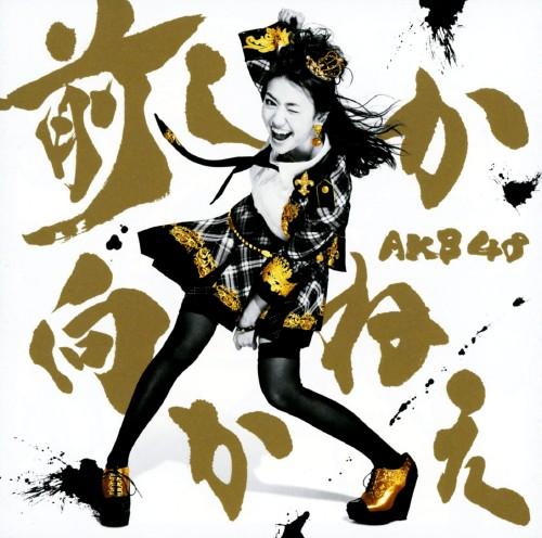 【中古】前しか向かねえ(DVD付)(Type C)/AKB48