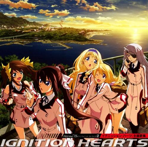 【中古】IS<インフィニット・ストラトス>2 イグニッション・ハーツ 主題歌集/アニメ・サントラ