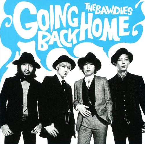 【中古】GOING BACK HOME(初回限定盤)(DVD付)/THE BAWDIES