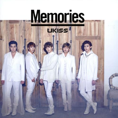 【中古】Memories(初回限定盤)/U−KISS