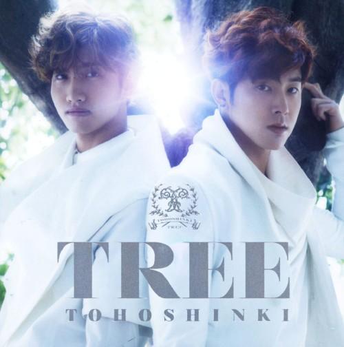 【中古】TREE(DVD付)(Music Clip盤)/東方神起