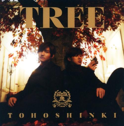 【中古】TREE(DVD付)(オフショット映像他盤)/東方神起