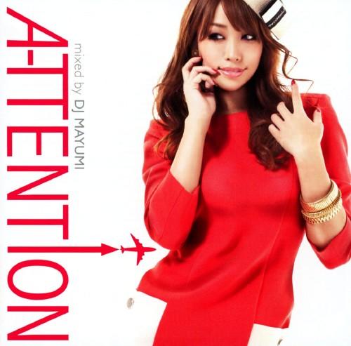 【中古】A−TTENT↑ON mixed by DJ MAYUMI/DJ MAYUMI