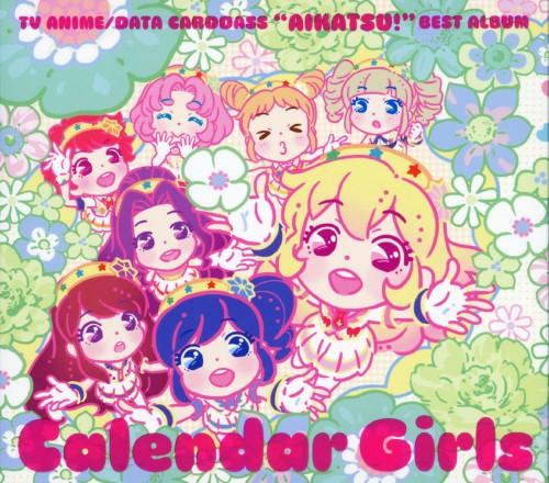 【中古】TVアニメ/データカードダス アイカツ! ベストアルバム Calendar Girls/STAR☆ANIS