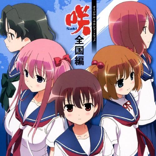 【中古】TVアニメ 咲−Saki−全国編 オリジナルサウンドトラック/渡辺剛