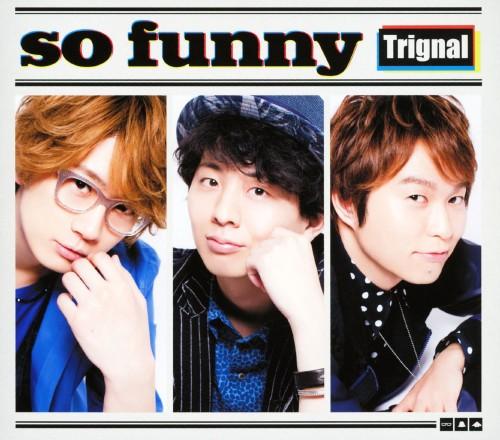 【中古】so funny(初回限定生産盤)(DVD付)(豪華盤)/Trignal