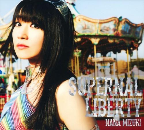 【中古】SUPERNAL LIBERTY(初回限定盤)(DVD付)/水樹奈々