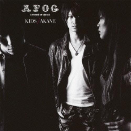 【中古】KIDS/アカネ(初回生産限定盤)(DVD付)/a flood of circle