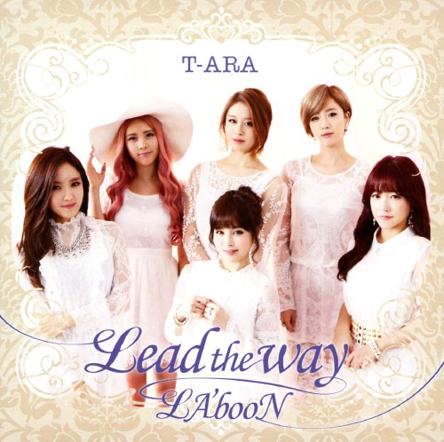 【中古】Lead the way/LA'booN/T−ARA