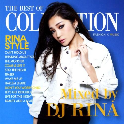 【中古】DJ RINA'S THE BEST OF GIRLS COLLECTION/DJ RINA